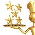misc 5 star service 5 gold stars on tray being served.png