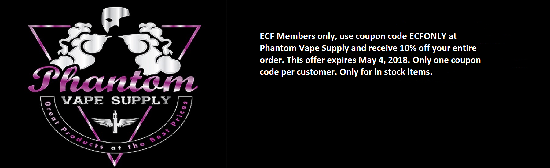 Phantom Vape Supply-ECF Coupon.png