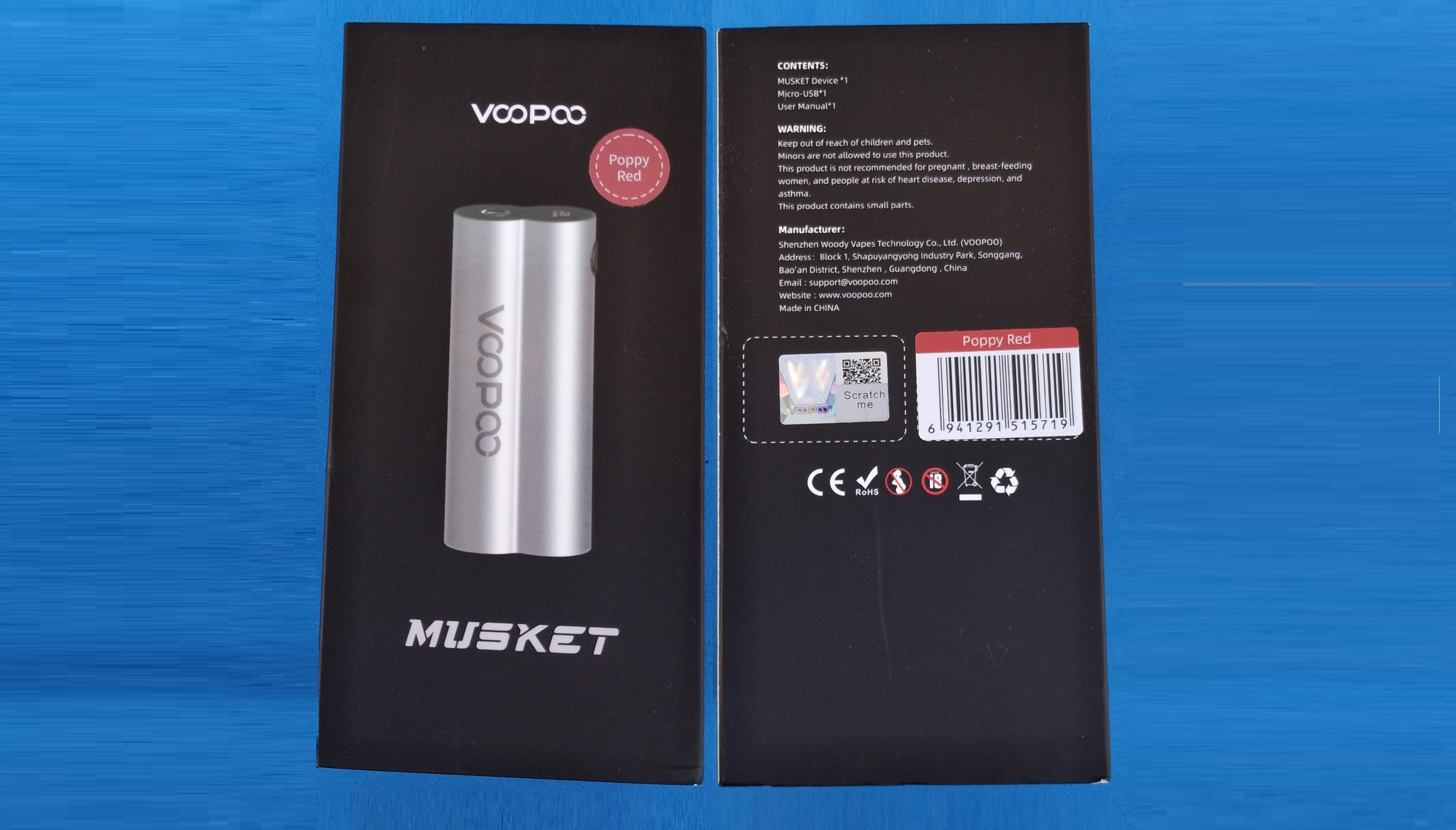VooPoo Musket 120W Box Mod 2.jpg