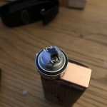 Twin single coil wicked
